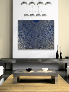 Ocean Luxe (Canvas) from Best of Oliver Gal Artwork on Gilt