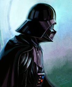 Darth Vader by ~Kitao-chan on deviantART