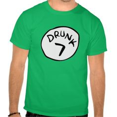 Find more cool Irish Gifts via http://www.AmericasMall.com/shopirish-creative-authentic-irish-gifts #irishgifts #gifts #shopirish Drunk 7 SEVEN T-Shirt Yes I can say you are on right site we just collected best shopping store that haveReview          Drunk 7 SEVEN T-Shirt Review on the This website by click the button below...