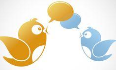 Twitter pontual - alguem que sabe responde suas perguntas enviadas usando hashtag - Blue Bus