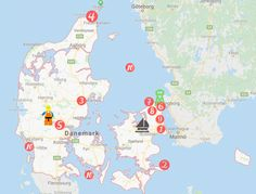 Discover the best Historic Sites in Denmark, from Frederiksborg Castle to the Viking Ship Museum and more, includes an interactive map of Danish cultural landmarks and monuments. Vejle, Viborg, Helsingborg, Odense, Aarhus, Lund, Purpose Of Travel, Fjord, Voyage Europe