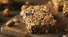 Barra de cereal caseira: aprenda a fazer esse lanchinho MEGA saudável - Bolsa de Mulher