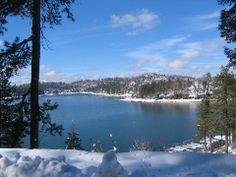 Lake arrowhead My view for during the winters and the snow I had to plow Great Places, Beautiful Places, Places To Visit, San Bernardino National Forest, San Bernardino California, California Living, Lake Arrowhead, Scenic Photography, Couple Weeks