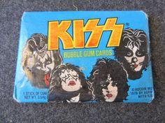 Rare Vintage Kiss 1978 Gene Simmons Paul Stanley by kookykitsch, $8.00