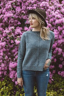 Ravelry: The Weekender Light pattern by Andrea Mowry Slip Stitch Knitting, Cast On Knitting, Hand Knitting, Weekender, Top Down, Brooklyn Tweed, Blue Sky Fibers, Sweater Knitting Patterns, Knit Sweaters