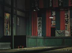 Ozu Interior #82 Floating Weeds - Yasujirô Ozu - 1959