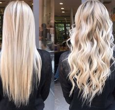 Hair Color Trends In 2019 Before & After: Platinum On Hair + Tips Platinum ha. 49 Hair Color Trends In 2019 Before & After: Platinum On Hair + Tips Platinum ha., 49 Hair Color Trends In 2019 Before & After: Platinum On Hair + Tips Platinum ha. Frontal Hairstyles, Curled Hairstyles, Pretty Hairstyles, Hairdos, Platinum Hair Color, Ombre Hair Color, Hair Colors, Platinum Highlights, Luxy Hair