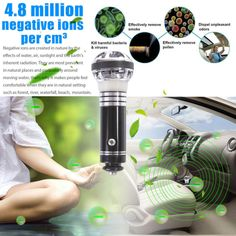 Mini Car Fresh Air Ionic Purifier Oxygen Bar Auto Ozone Ionizer Smoke Cleaner #AirPollution #caraccessories #freshair #airpurifier #purified #purifier #oxygen #oxygenbar #ozone #ionizer #smokefree #aircleaner #airpurification #Sterilization #Auto #automotiveworld #eBay #OnlineShopping #OnlineSales #Discounts #Greatproducts #bestproduct #shopping #Discountsales #gifts #reseller #resale #workfromhome #ecommerce #thrifted #thrifting #ebaystore #ebaylife #ebayfinds #thriftstorefinds #ebayseller