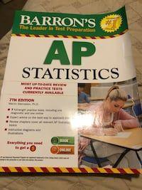 Used AP Statistics test preparation book for sale in Gilbert - letgo Ap  Statistics 30bedbc03