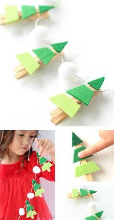 Christmas Activities, Christmas Crafts For Kids, Homemade Christmas, Christmas Projects, Holiday Crafts, Holiday Fun, Christmas Holidays, Christmas Decorations, Christmas Ornaments