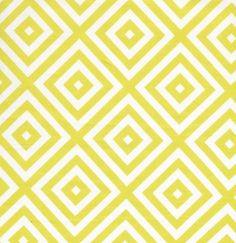 Love the geometric pattern! Sis Boom lines by Jennifer Paganelli