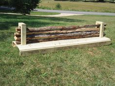 jump- made this one too in summer 2014. younger pony clubber like to move the slats into cross rails