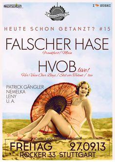 HVOB FALSCHER HASE