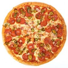 Recept panpizza
