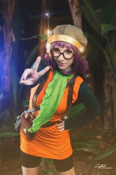 Lucca Ashtear from Chrono Trigger Cosplayed by Zerggiee Photographed by Saffels Photography Source: Zerggiee Cosplay via Facebook