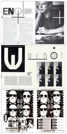 Neville Brody - The Face layouts - Punk Magazine, The Face Magazine, Editorial Layout, Editorial Design, Typography Poster, Graphic Design Typography, Neville Brody, Contexto Social, Magazine Layout Design
