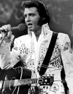 "Elvis Aaron Presleya (January 8, 1935 – August 16, 1977) was one of the most popular American singers of the 20th century. A cultural icon, he is widely known by the single name Elvis. He is often referred to as the ""King of Rock and Roll"" or simply ""the King"".    http://en.wikipedia.org/wiki/Elvis_Presley"