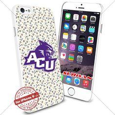 New iPhone 6 Case Abilene Christian Wildcats Logo NCAA #1011 White Smartphone Case Cover Collector TPU Rubber [Anchor] SURIYAN http://www.amazon.com/dp/B01504BDWO/ref=cm_sw_r_pi_dp_L78zwb07FZX6X