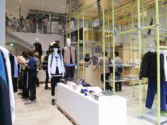画像: 30/35【ユナイテッドアローズ新業態「アンルート」1号店公開 ファッション×スポーツで都会の生活を豊かに】