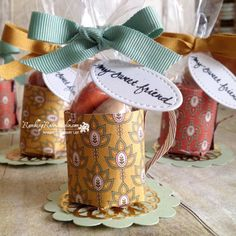 Sweets for My Peeps... | Rambling Rose Studio | Billie Moan