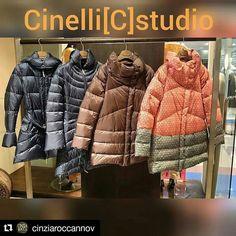 #Cinelli #CStudio #piumini #womensfashion #womenswear #style #fashion a #Grottammare e #SanBenedettodelTronto