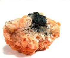Uraninite - Bancroft, Hastings Co., Ontario, Canada.