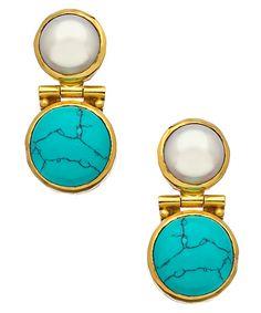 Julie Vos Postiano Earrings