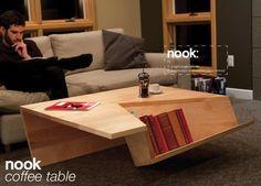 50 ideas de espacios creativos para guardar libros | Puerto Pixel | Recursos de Diseño | Page 2