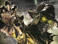 Scarecrow DC Comics | My Free Wallpapers - Comics Wallpaper : Scarecrow