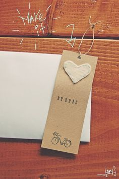 Bookmarks DIY | Inspiration Nook