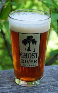 Ghost River Pale Ale!