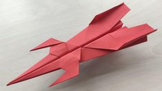 Crafts To Do When Your Bored, Fun Crafts To Do, Diy Crafts, Make A Paper Airplane, Paper Plane, Origami Easy, Origami Paper, Paper Airplanes Instructions, Diy House Projects