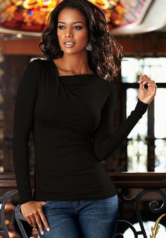 Ruched Top, xSmall $24