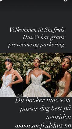 Brudekjole Wedding Dresses, Fashion, Bride Dresses, Moda, Bridal Gowns, Fashion Styles, Weeding Dresses, Wedding Dressses, Bridal Dresses