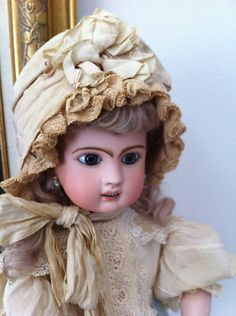 Bebe Jules Steiner Series A Paris La Parisien Antique French Doll