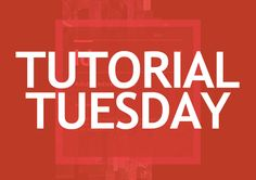 Tutorial Tuesdays – Adobe InDesign Tutorials for Beginners