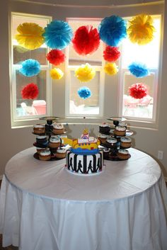 Beatles Themed Baby Shower. For when little has a baby