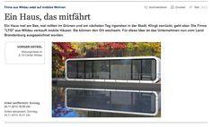 Ein Haus, das mitfährt http://www.maz-online.de/Lokales/Dahme-Spreewald/Ein-Haus-das-mitfaehrt