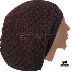 69f8be9b381df Rasta Dread Dreadlocks Tams Hat Beret Hippie Cap Reggae Marley Jamaica  XL XXL Fit