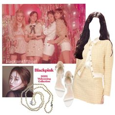 Blackpink Fashion, Kpop Fashion Outfits, Stage Outfits, Korean Fashion, Fall Outfits, K Pop, Kawaii Clothes, Teenager Outfits, Interview