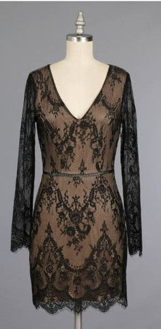 The Cassia Lace Overlay Dress