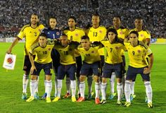 Masters! FIFA World Cup Brazil 2014, Colombia Team