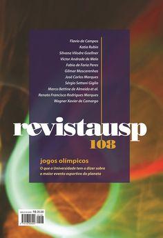 Revista sobre Jogos Olímpicos (2016)