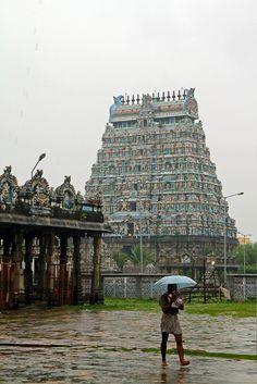 Chidambaram flooded India