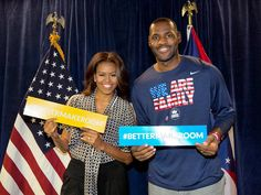 Michelle Obama has had a whole lot of fun meeting celebrities since she became first lady back in Throughout her husband Barack Obama's presidency, she King Lebron James, Obama Photos, Cornhole Set, Top 5, Michelle Obama, Embedded Image Permalink, Barack Obama, Celebrity Pictures, Karaoke