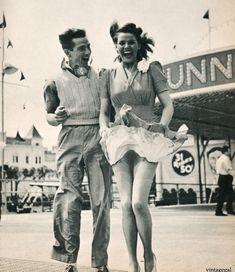 1940's couple