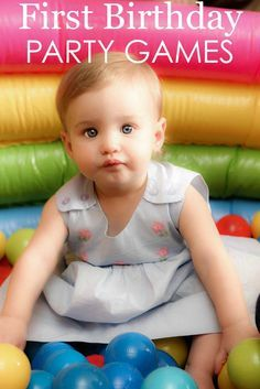 First Birthday Party Game Ideas