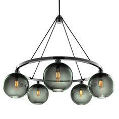 Sola 36 Modern Chandelier at NicheModern.com.  Hmmmm...new favorite chandelier for over dining table? :)