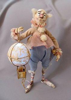авторские куклы из папье-маше: 12 тыс изображений найдено в Яндекс.Картинках