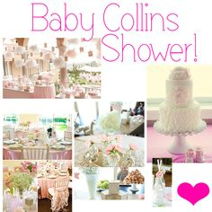 Living For His Glory: Baby Shower Ideas!